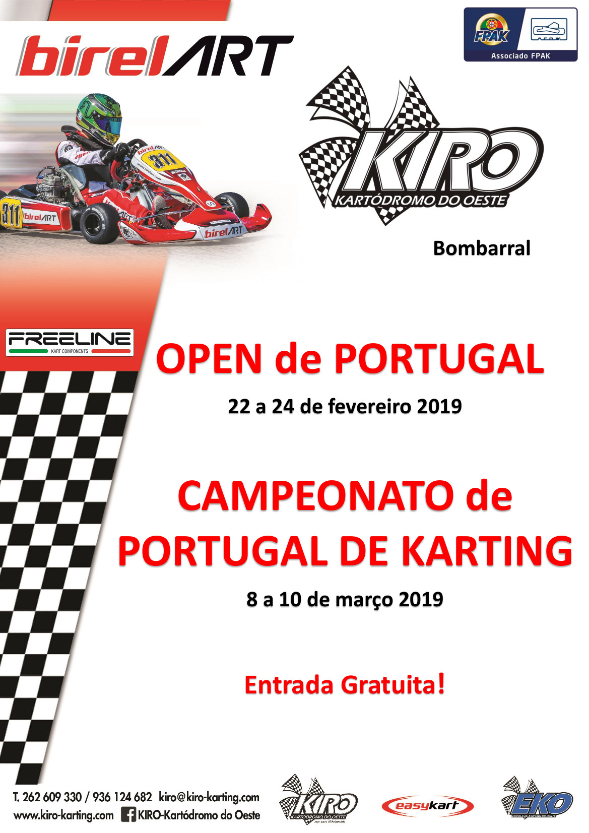 Open de Portugal - Karting