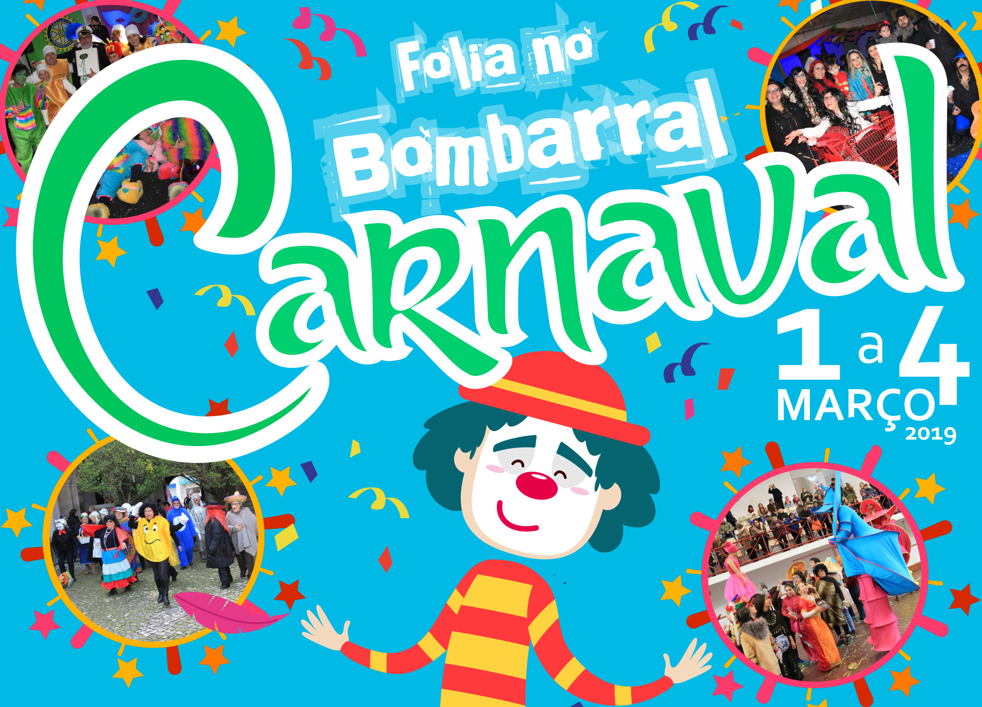 Folia no Bombarral - Carnaval 2019